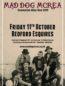 Mad Dog Mcrea Friday 11th October Bedford Esquires