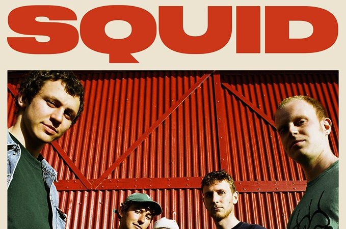 Squid 26th March Bedford Esquires