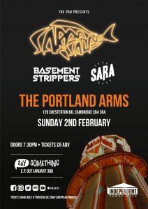 Sarpa Salpa Portland Arms Cambridge