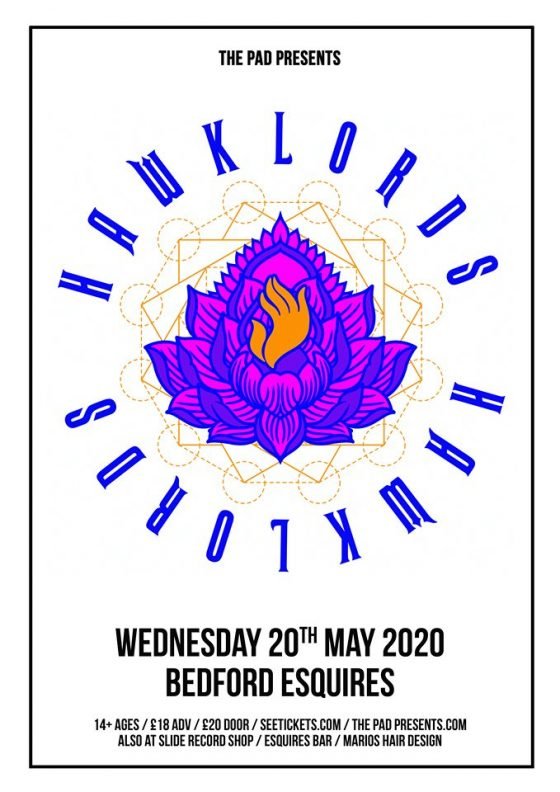 Hawklords Bedford Esquires 20 May