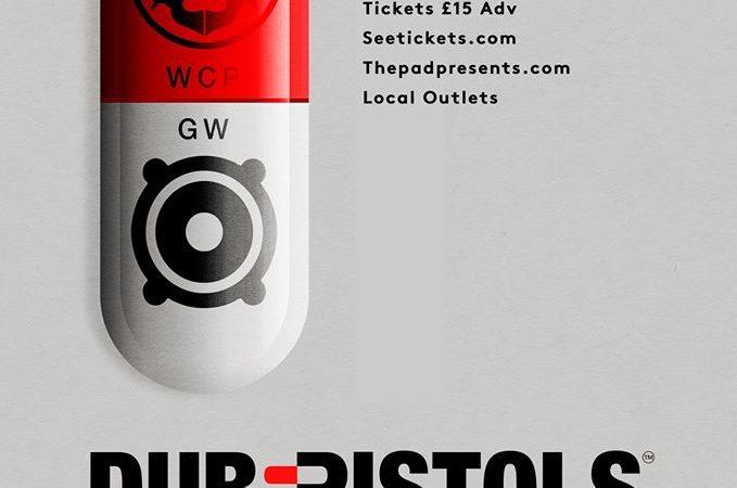 Dub Pistols @ Club 85 Hitchin Saturday 12 December 2020
