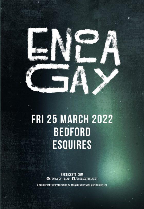 Enola Gay Bedford Esquires